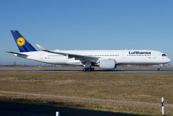 D-AIXA - Lufthansa Airbus A350-900
