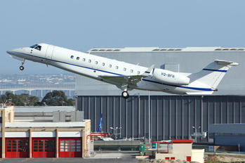 VQ-BFR -  Embraer EMB-650 Legacy 650