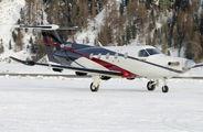 HB-FXX - FLY 7 Executive Aviation SA Pilatus PC-12 aircraft