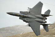 LN312 - USA - Air Force McDonnell Douglas F-15E Strike Eagle aircraft