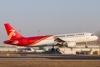 B-6649 - Shenzhen Airlines Airbus A320