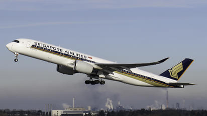 9V-SMC - Singapore Airlines Airbus A350-900