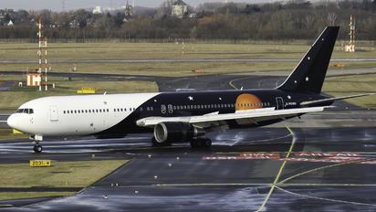G-POWD - Titan Airways Boeing 767-300ER