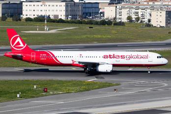 TC-ETH - Atlasglobal Airbus A321