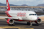 D-ABDK - Air Berlin Airbus A320 aircraft