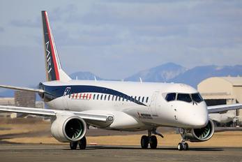 JA23MJ - Mitsubishi Aircraft Corporation Mitsubishi MRJ90
