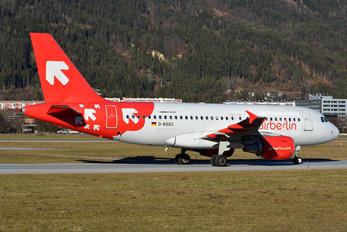 D-ABGS - Air Berlin Airbus A319
