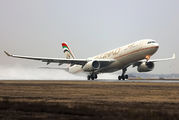 A6-EYE - Etihad Airways Airbus A330-200 aircraft
