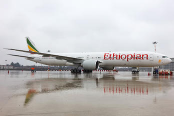 ET-APX - Ethiopian Airlines Boeing 777-300ER
