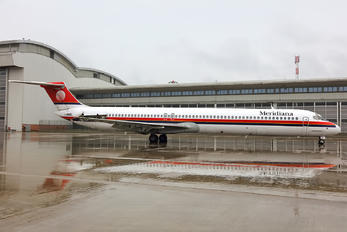 I-SMEL - Meridiana McDonnell Douglas MD-82