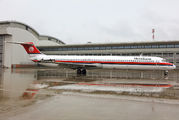 I-SMEL - Meridiana McDonnell Douglas MD-82 aircraft