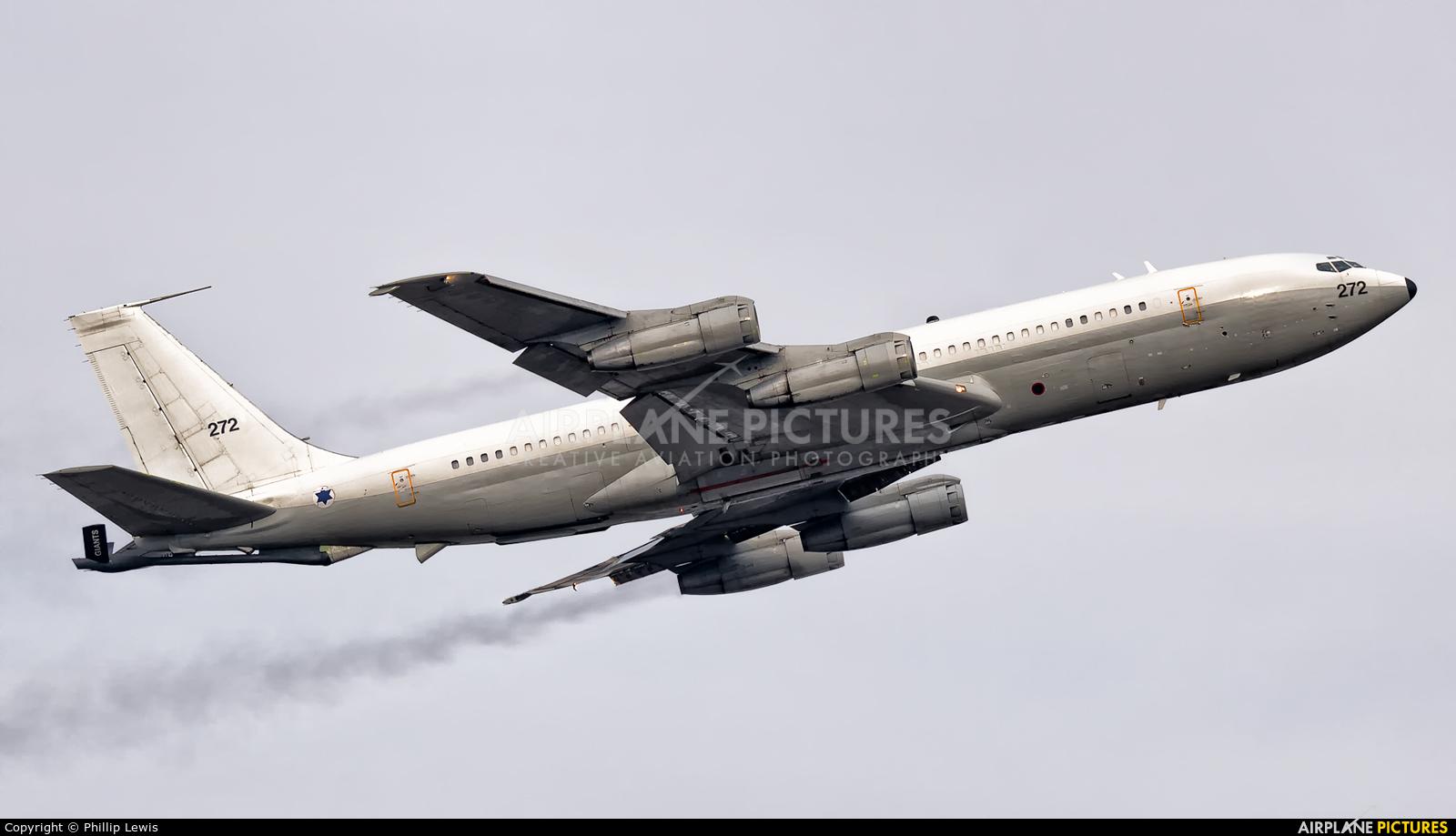 Israel - Defence Force 272 aircraft at Frankfurt