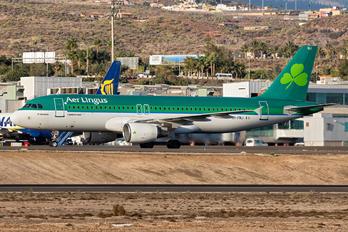 EI-FNJ - Aer Lingus Airbus A320