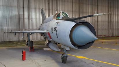 116 - Croatia - Air Force Mikoyan-Gurevich MiG-21bis