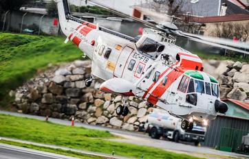 EC-FTB - Spain - Coast Guard Sikorsky S-61N