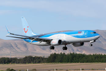 D-ATUP - TUIfly Boeing 737-800