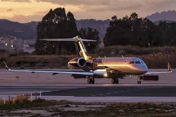 RA-67242 - Private Bombardier BD-700 Global Express