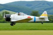 F-AZRO - Private North American Harvard/Texan mod Zero aircraft