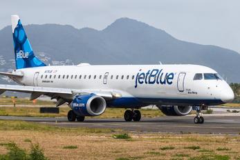 N178JB - JetBlue Airways Embraer ERJ-190 (190-100)