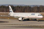 SX-DGT - Aegean Airlines Airbus A321 aircraft