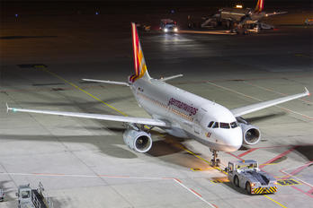 D-AGWK - Germanwings Airbus A319