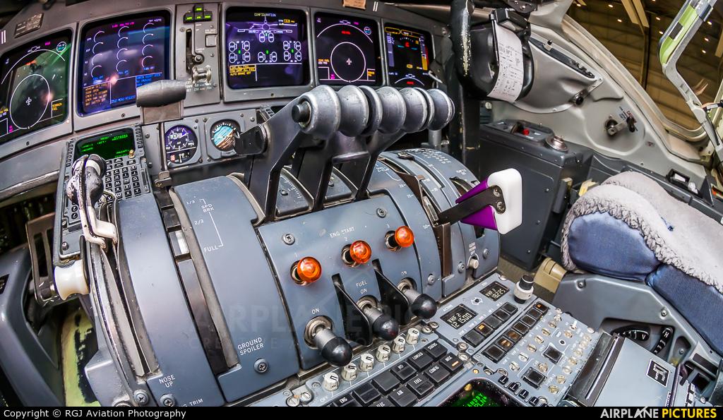 Martinair Cargo PH-MCP aircraft at Amsterdam - Schiphol