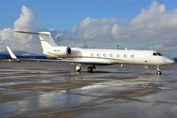 N622GA - Gulfstream Aerospace Service Corp Gulfstream Aerospace G650, G650ER
