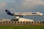 TC-MNO - MNG Airlines McDonnell Douglas MD-82 aircraft