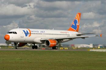 EI-DFO - Windjet Airbus A320