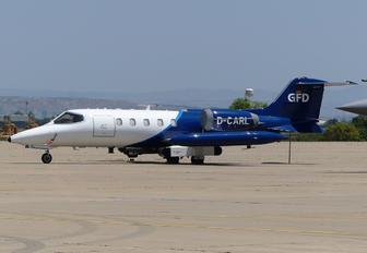 D-CARL - GFD Learjet 35 R-35A