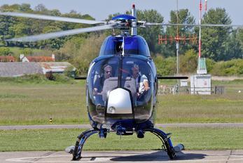 G-HVRZ - Private Eurocopter EC120B Colibri