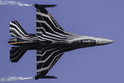 FA-123 - Belgium - Air Force Lockheed Martin F-16A Block 20 MLU aircraft