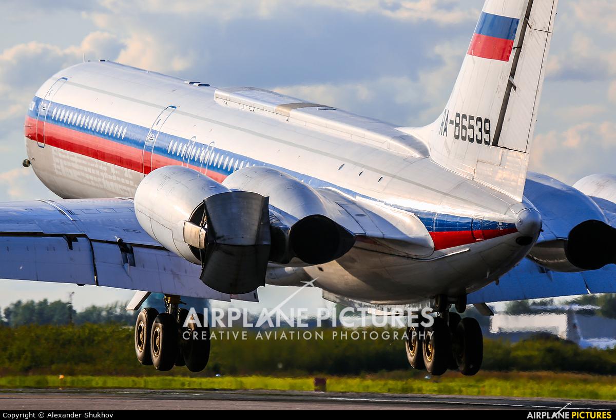 Russia - Air Force RA-86539 aircraft at Chkalovsky