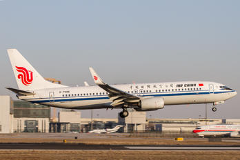 B-7596 - Air China Boeing 737-800