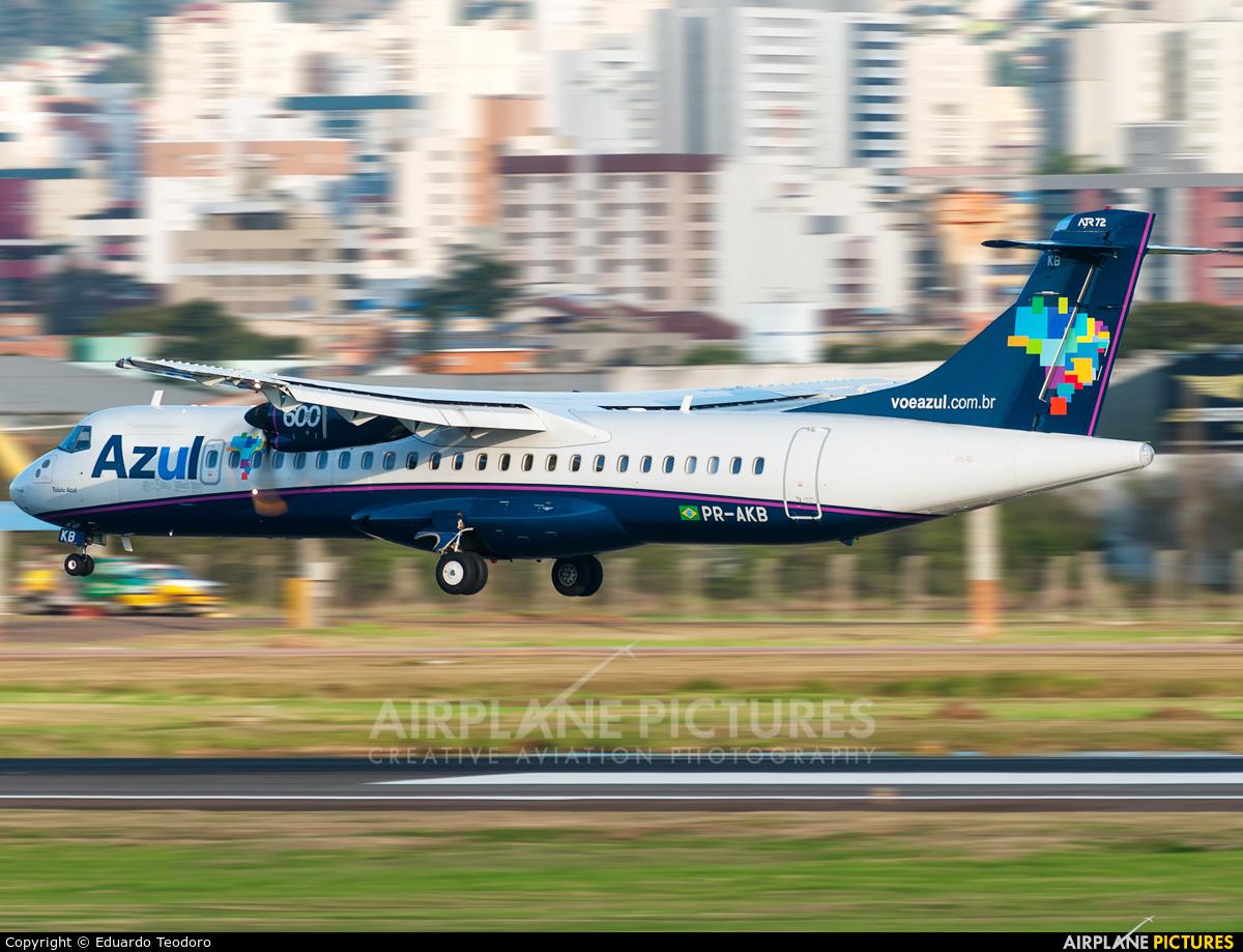 Azul Linhas Aéreas PR-AKB aircraft at Porto Alegre - Salgado Filho