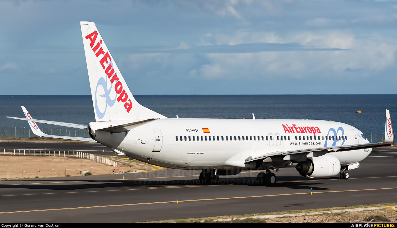 Air Europa EC-IDT aircraft at Lanzarote - Arrecife