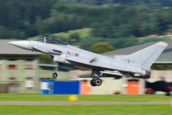 7LWI - Austria - Air Force Eurofighter Typhoon