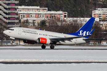 SE-REU - SAS - Scandinavian Airlines Boeing 737-700