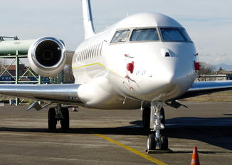9H-GVG - Private Bombardier BD-700 Global 6000