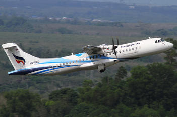 HS-PZD - Bangkok Airways ATR 72 (all models)