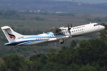 HS-PZD - Bangkok Airways ATR 72 (all models)