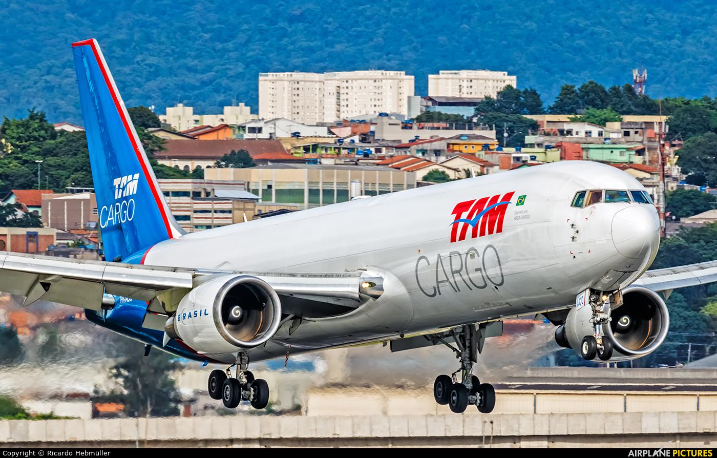 TAM Cargo PR-ACO aircraft at São Paulo - Guarulhos