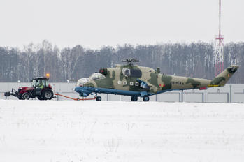 6W--HCA - Senegal - Government Mil Mi-24V