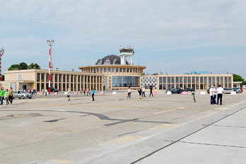 BBU - - Airport Overview - Airport Overview - Terminal Building