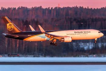 N337UP - UPS - United Parcel Service Boeing 767-300F