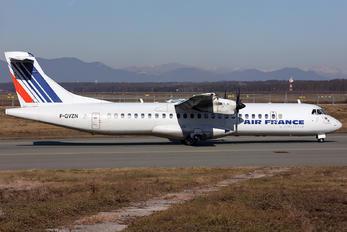 F-GVZN - Air France - Regional ATR 72 (all models)