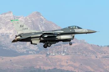 89-0044 - USA - Air Force General Dynamics F-16CG Night Falcon