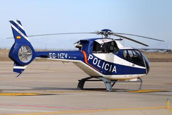 EC-HZV - Spain - Police Eurocopter EC120B Colibri