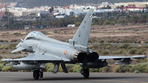 C.16-35 - Spain - Air Force Eurofighter Typhoon aircraft