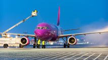 HA-LPY - Wizz Air Airbus A320 aircraft